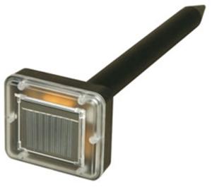 Ультразвуковой прибор-отпугиватель для кротов