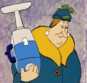 Даже Фрекен Бок из мультика знала, что чистота - самое главное в доме.