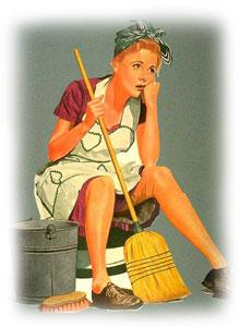 Лучшее лечение — это профилактика! Регулярно проводите влажную уборку