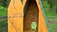Как сделать туалет для дачи без запаха и откачки