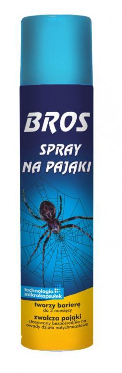 bros спрей от пауков