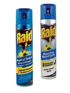 raid средство от пауков