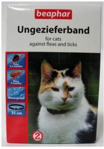 Ошейник от блох для котов и кошек