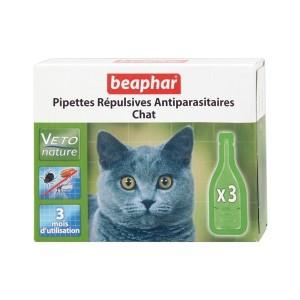 beafar-капли от блох для кошек