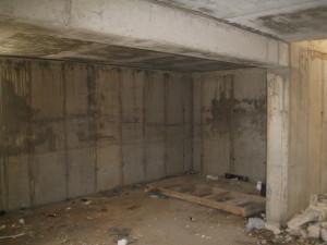 Подвал частного дома