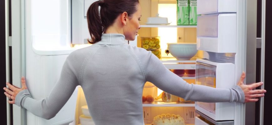 Как устранить запах в холодильнике быстро
