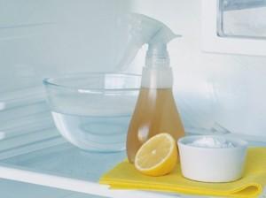 Убираем запах из холодильника с помощью продуктов