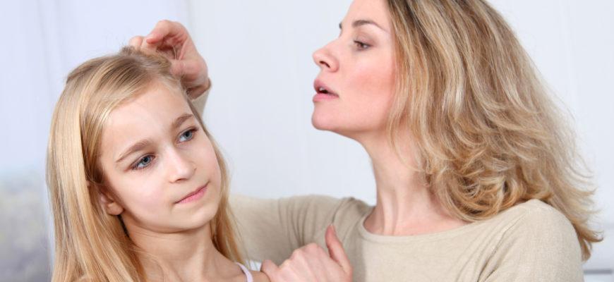 как вывести вшей и гнид керосином
